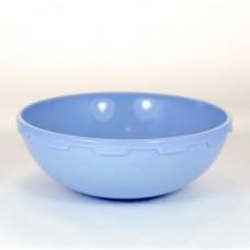 Blauwe colopal schaal door Copier