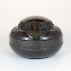Tabakspot bakeliet Taumalit Art Deco